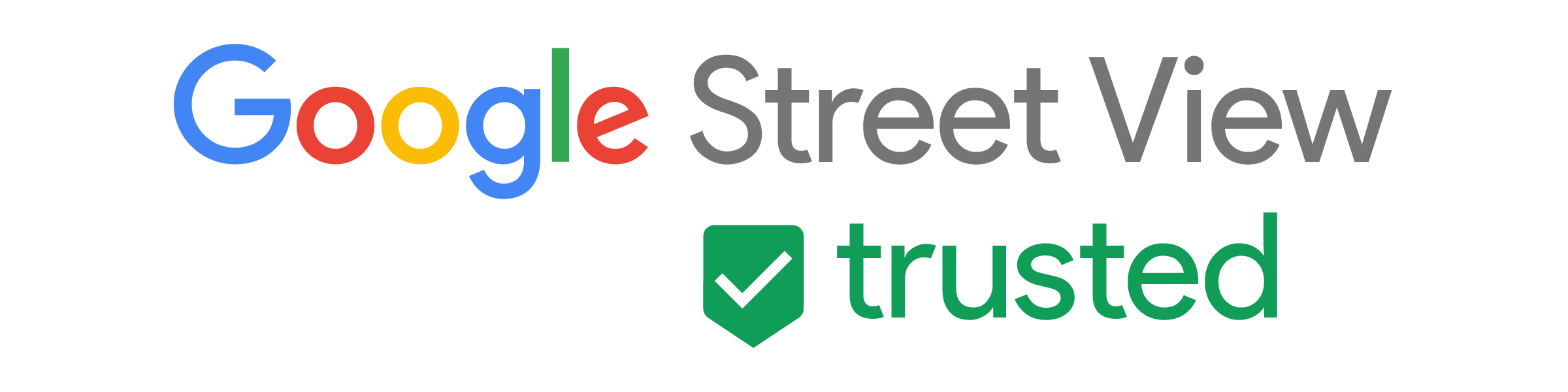 Google Street View trusted photographer badge